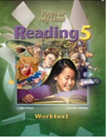 Reading 5 Student Worktext (2nd ed.)