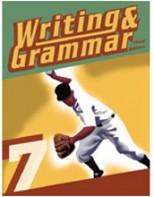 Writing & Grammar 7 Student Worktext (3rd ed.)