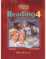 Reading 4 Student Worktext (2nd ed.)