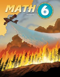 Math 6 Student Text (3rd ed.)