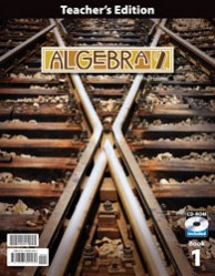 Algebra 2 Teacher's Edition with CD (3rd ed.)