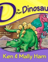 D is for Dinosaur - Biblical Beginnings for Preschoolers
