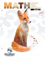 Math Lessons for a Living Education: Level 4